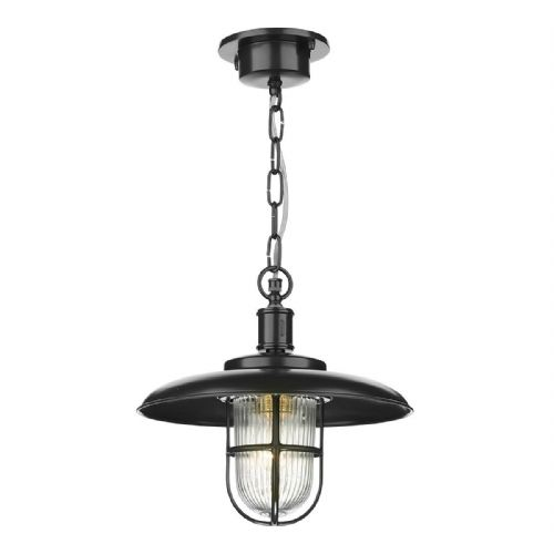 Captain Pendant Oxidised Porch Light IP43 (Hand made, 7-10 day Delivery)